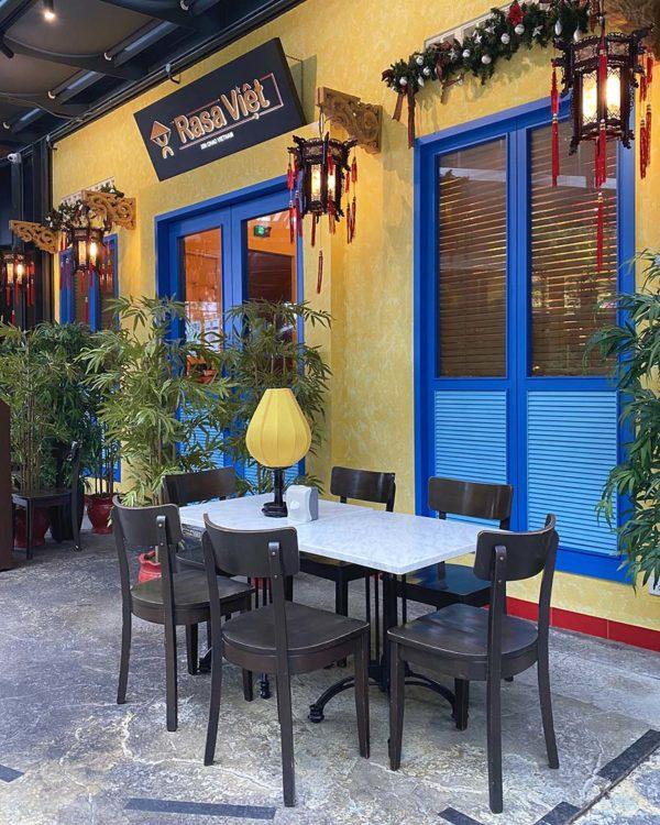 rasa viet the sphere bangsar south vietnamese restaurant