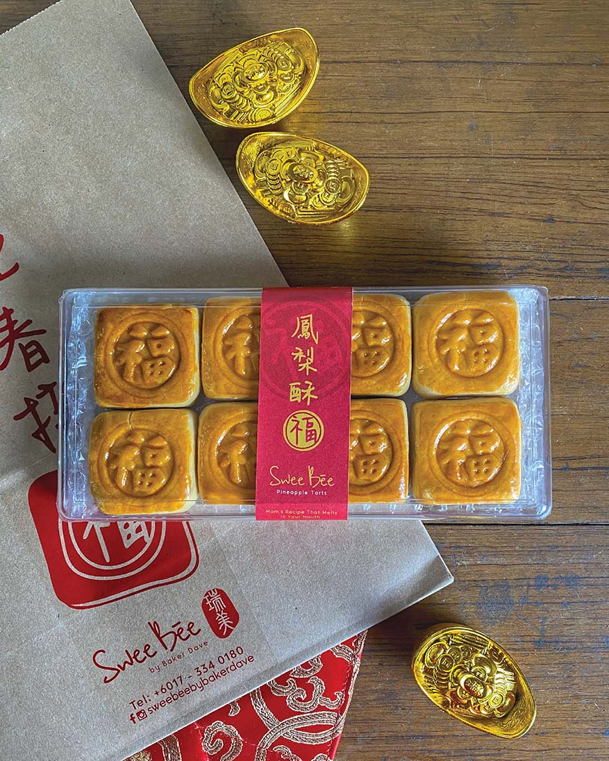CNY Festive Blessings Gift Sets @ Swee Bee by Baker Dave