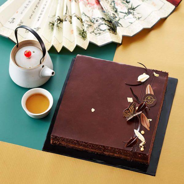 the coffee bean tea leaf cny 2021 chocolate sunrise