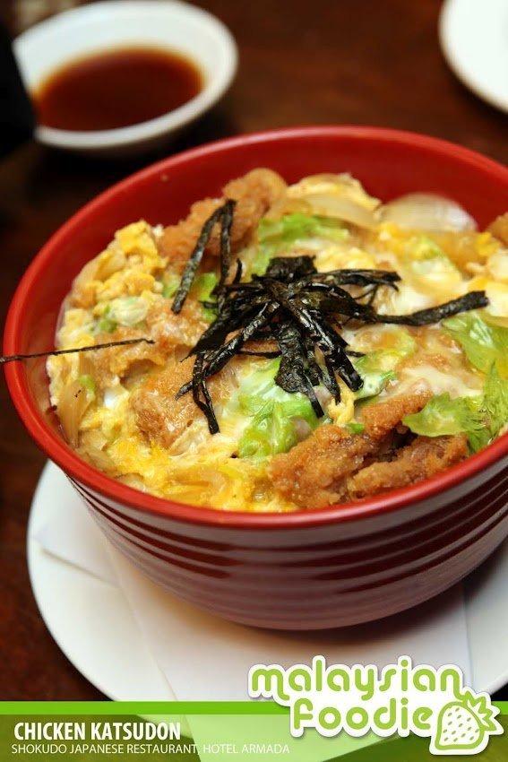 Shokudo Japanese Restaurant @ Hotel Armada, Petaling Jaya