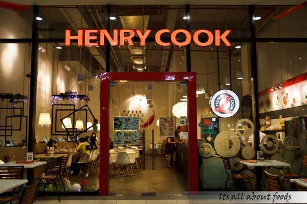 Henry Cook @ SSTwo Mall, Petaling Jaya