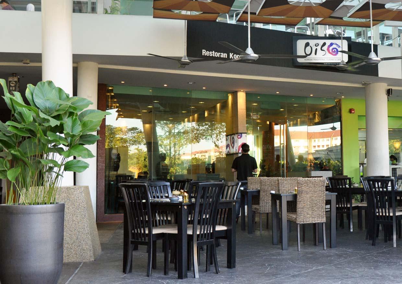 Oiso Korean @ Bangsar South, Kuala Lumpur