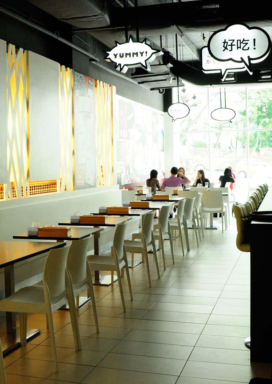 Mikaku Ramen @ 1 Shamelin Shopping Mall, Taman Shamelin Perkasa, Kuala Lumpur