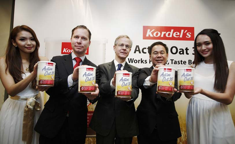 Kordel's Active Oat 35™ The Fast Acting, Chemical Free Alternative To Reduce Cholesterol Naturally
