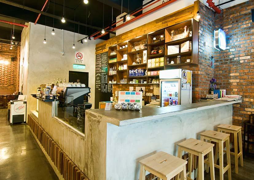 TiPsy Brew O'Coffee @ SetiaWalk, Puchong