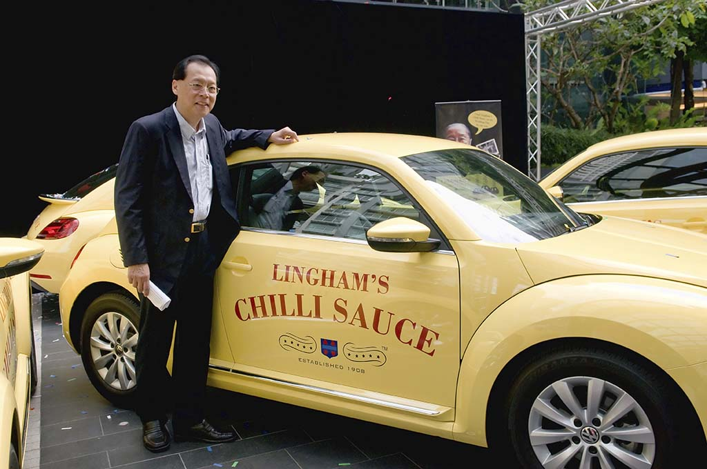 Lingham's Chilli Sauce To Take 100 Year Brand In A Travel Convoy
