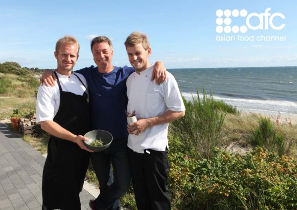 Tareq Taylor's Nordic Cookery @ Asian Food Channel