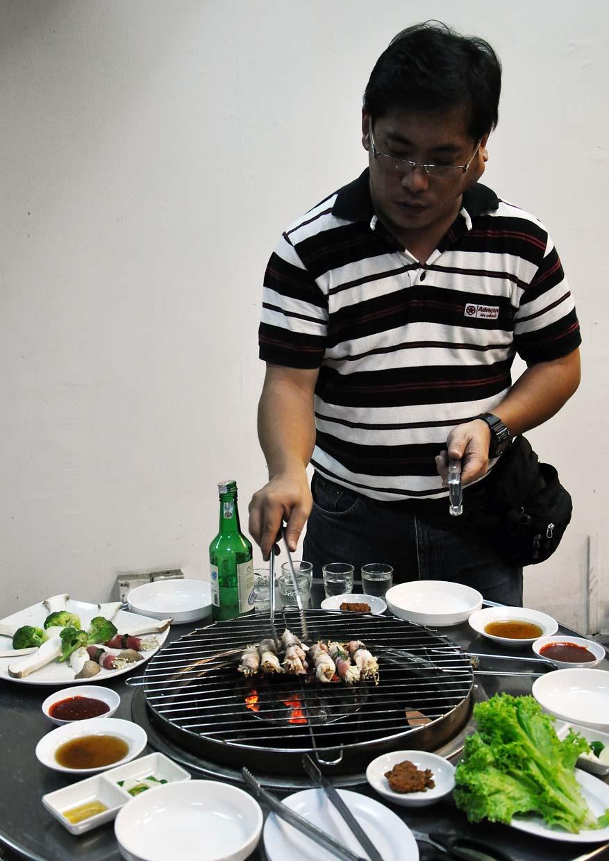 Goong Korean BBQ Restaurant @ Taman Ampang Utama, Ampang, Selangor