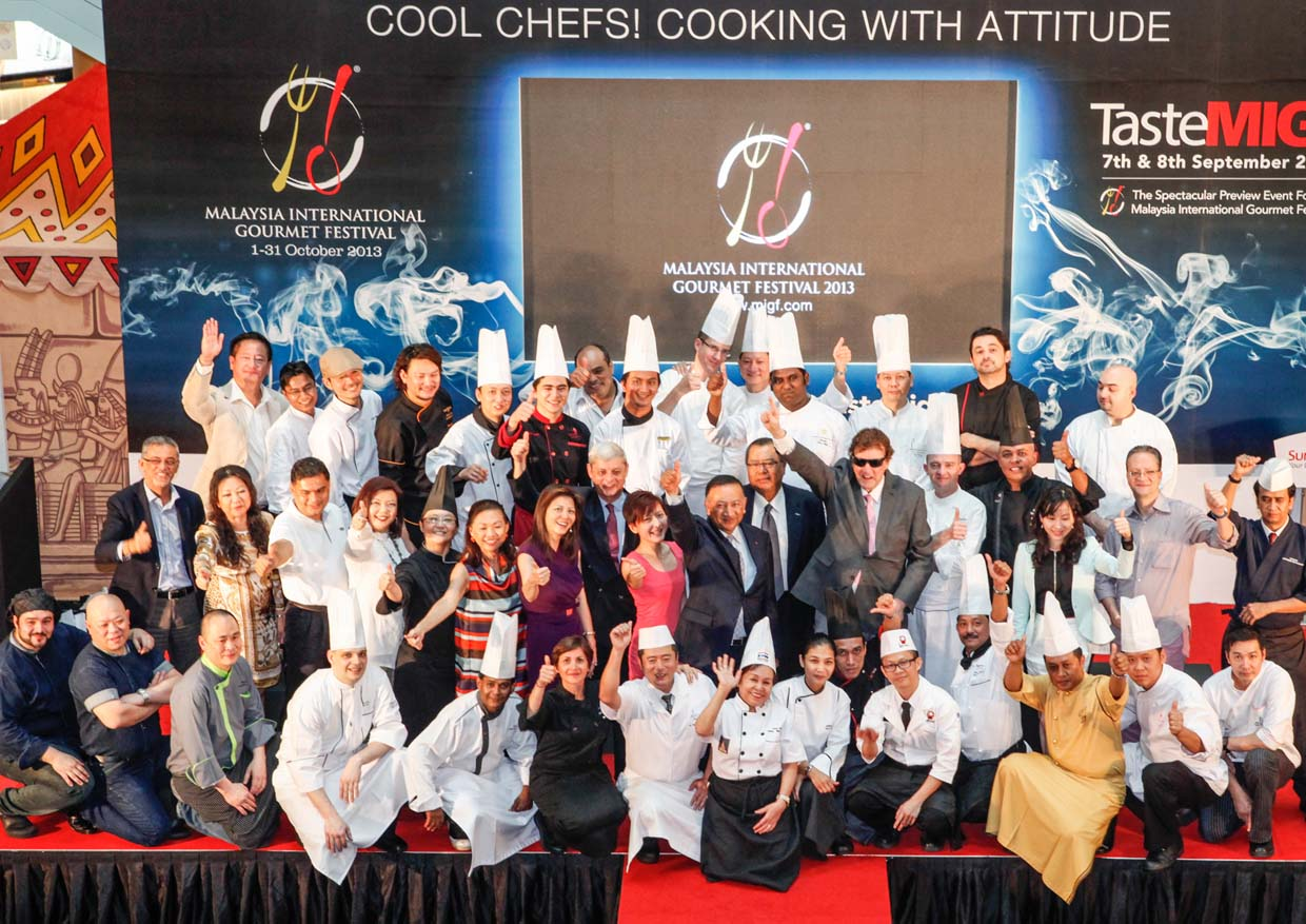 TASTE MIGF, The Spectacular Preview Event For The MIGF 2013