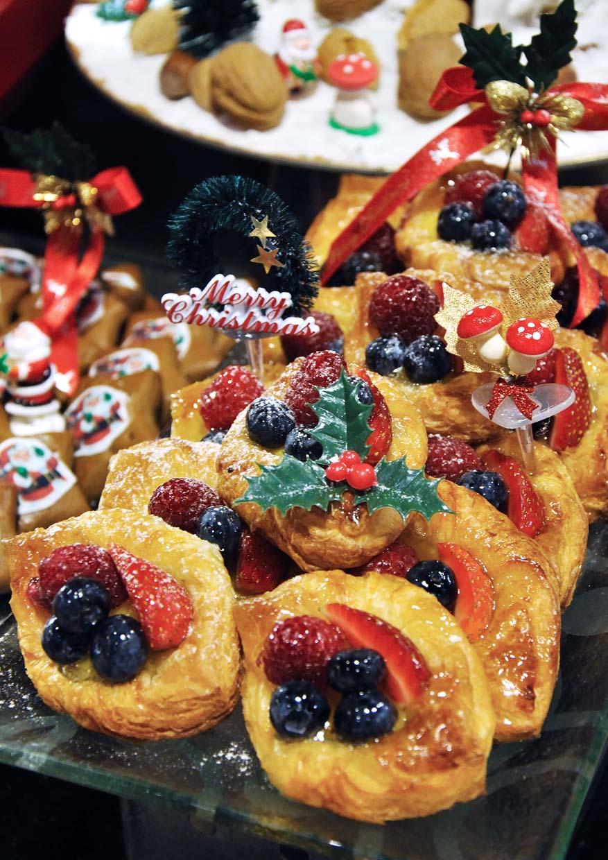 Magical Christmas Celebration @ Cinnamon Coffee House, One World Hotel Petaling Jaya