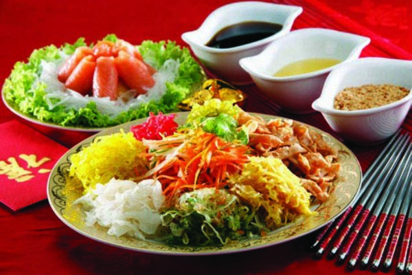 A Gastronomic Chinese New Year @ Impiana KLCC Hotel