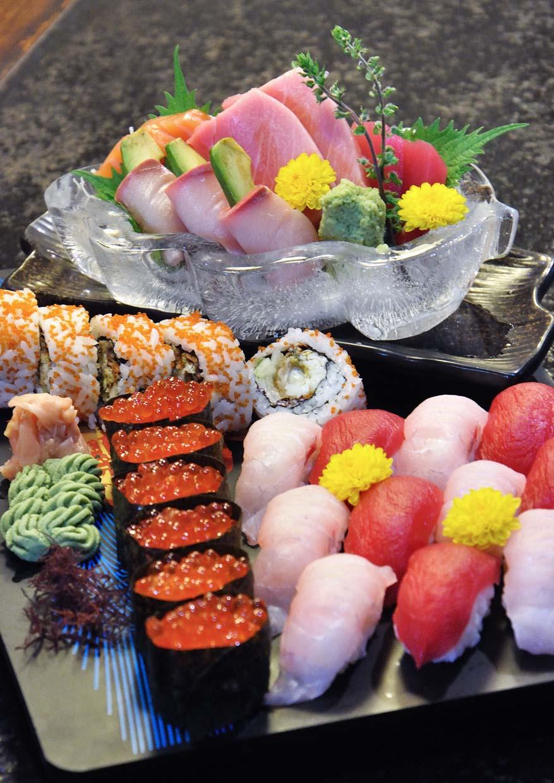 """Back To Basics"" With A Twist @ Genji Japanese Restaurant, Hilton Petaling Jaya"