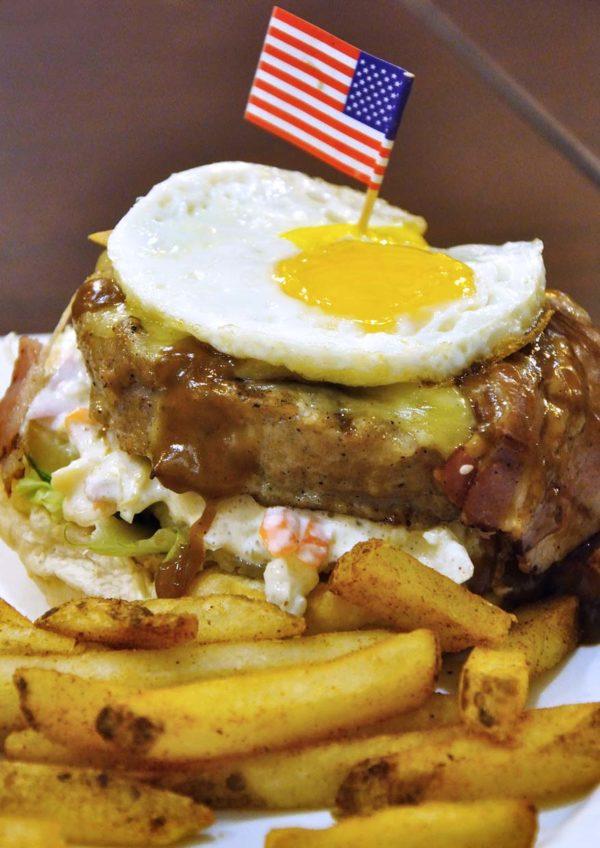 Bacontarian Menu @ White House Kitchen, Kota Damansara
