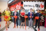 bariuma ramen jaya shopping centre petaling jaya - sheena liam, elvin s, amber chia, toshiharu eguchi, yaw