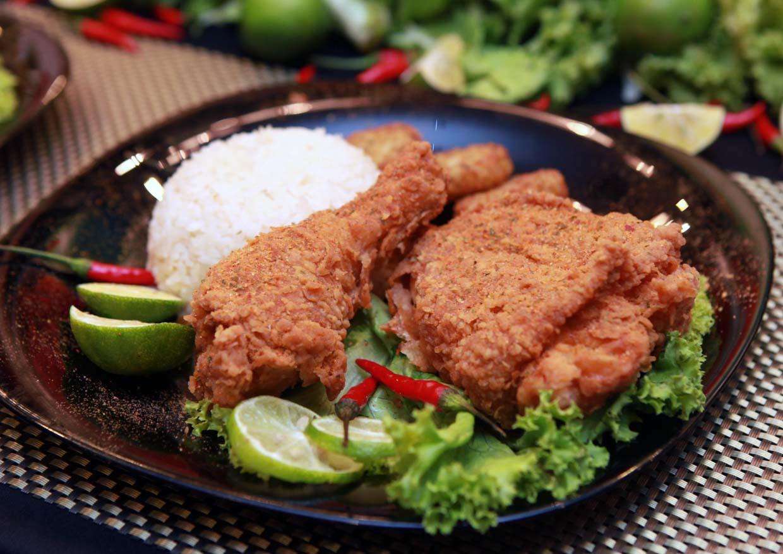 New KFC Tangy Crunch Chicken @ KFC Malaysia