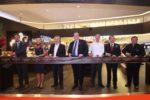 godiva malaysia premium chocolate nu sentral mall kuala lumpur opening ceremony