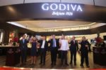 godiva malaysia premium chocolate nu sentral mall kuala lumpur toasting champagne