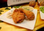 kfc bangkok green curry chicken