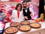 new and improved pan pizza from pizza hut, elfira loy and wak doyok