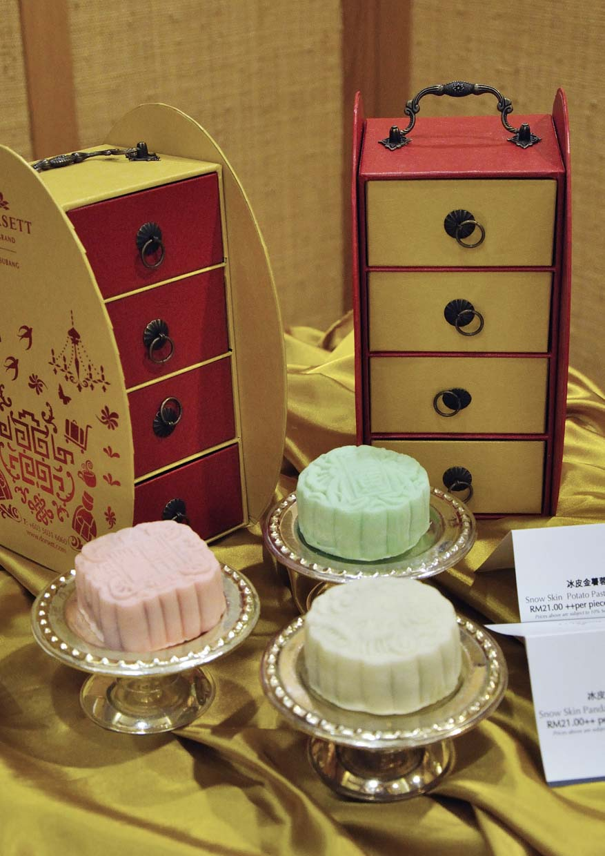 'Reflection of Timeless Heritage' Mooncake Promotion 2014 @ Dorsett Grand Subang, Subang Jaya
