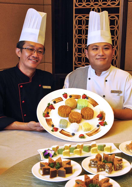 Mooncake Rasonanace @ Zuan Yuan, One World Hotel, Petaling Jaya