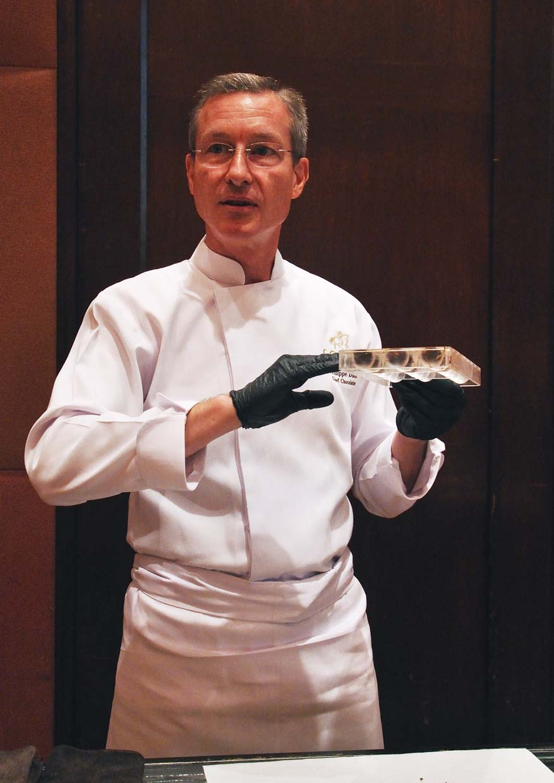 GODIVA Chocolate School Session with Chef Philippe Daue @ Sheraton Imperial Kuala Lumpur