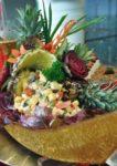 christmas 2015 the buzz premiere hotel klang chicken salad