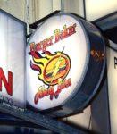 burger bakar abang burn seksyen 7 shah alam signage