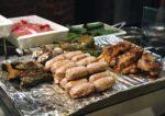 christmas buffet 2014 chatz brasserie parkroyal kuala lumpur grill station