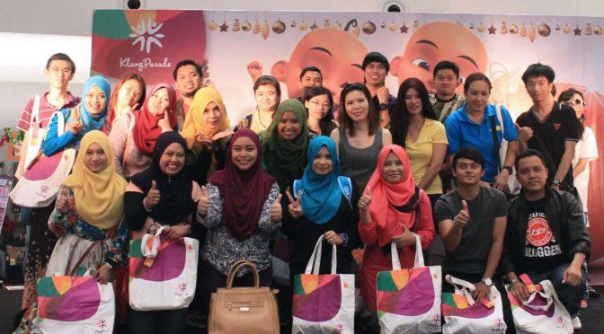 Creating New Memories : Bloggers' Day Out @ Klang Parade, Klang