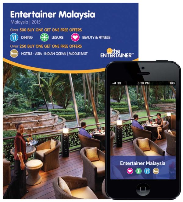 The Entertainer Malaysia 2015