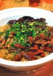 spring reunion chinese new year menu 2015 tai thong waxed meat rice
