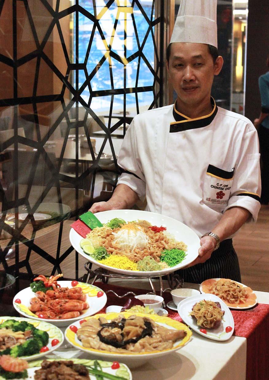 Chinese New Year 2015 @ Swiss-Garden Hotel & Residences Kuala Lumpur