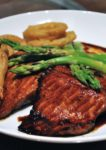 chinese new year 2015 tai zi heen prince hotel and residence kuala lumpur baked salmon