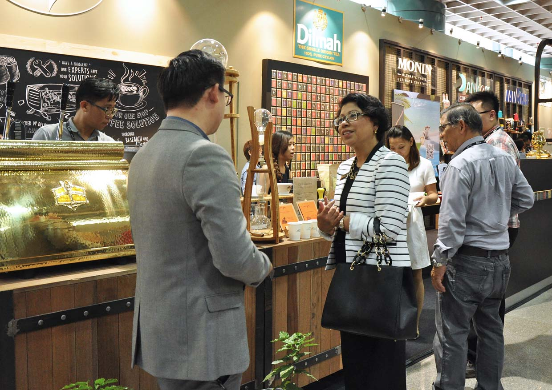 Inaugural Cafe Malaysia 2015 @ Matrade Exhibition & Convention Centre, Kuala Lumpur