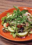 chili espresso nexus bangsar south kuala lumpur apple chicken rocket salad