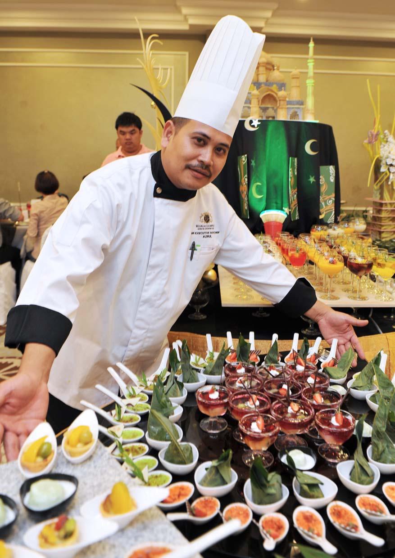 Selera Bazaar Ramadan Buffet 2015 @ Kuala Lumpur Golf & Country Club