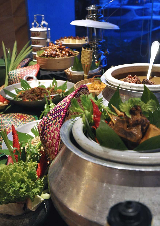 Warisan Tradisi Kampung Ramadan 2015 @ Utara Coffee House, Armada Petaling Jaya