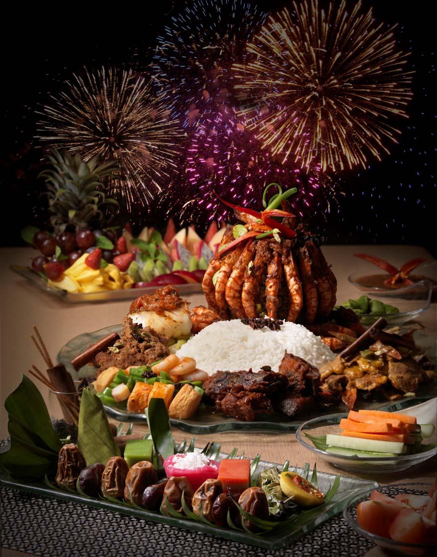 Citarasa Timur Ke Barat Ramadan 2015 @ Cinnamon Coffee House, One World Hotel Petaling Jaya