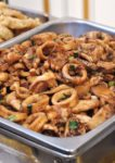 ramadan thai buffet 2015 chakri palace garlic squid