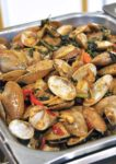 ramadan thai buffet 2015 chakri palace tom yum clam