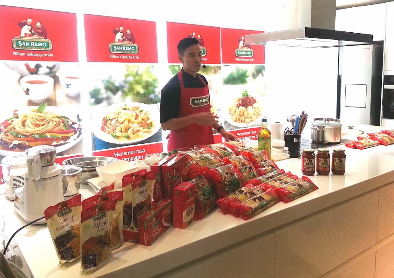 Raya Delights with Chef Collin Lim's San Remo Pasta Recipe