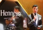 hennessy 250 collector blend at brasserie enfin oasis square will quah