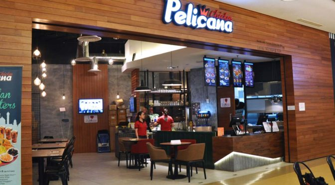 Korean Pelicana Chicken Malaysia @ eCurve, Mutiara Damansara