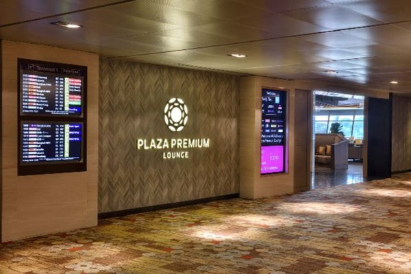 Plaza Premium Lounge @ Terminal 1, Singapore Changi Airport