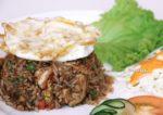 the yun fly caffe setiawalk puchong tom yum fried rice
