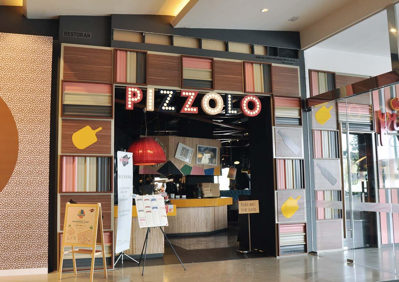 Pizzolo Modern Italian Restaurant @ Atria Shopping Gallery, Damansara Jaya