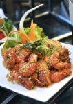 royale songket grand bluewave hotel shah alam merdeka hi tea 2015 prawn with oat