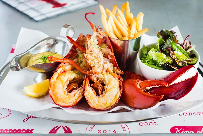Pince & Pints Lobster Feasting @ Jalan Telawi 5, Bangsar