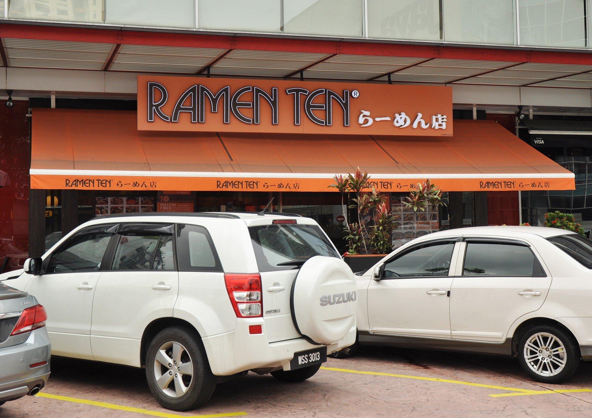 Exciting New Ala Carte Promotion @ Ramen Ten, Jaya 33, Petaling Jaya